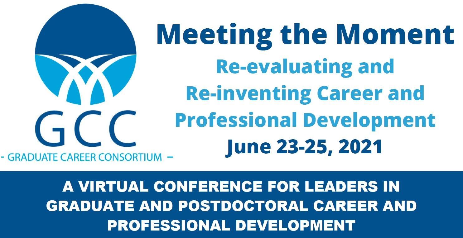GCC 2021 Virtual Annual Conference, June 23-25, 2021